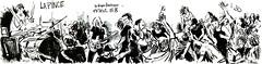 La_Pince (sylvain.cnudde) Tags: sketch croquis live livesketch livedrawing dessin concert gig party paris20 enveuxtuenvla pogo