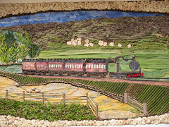 Tideswell Well Dressing 2019 (little mester.) Tags: tideswell welldressing welldressing2019 tradition derbyshire derbyshirepeakdistrict peakdistrictnationalpark whitby