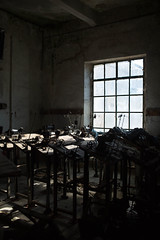 Cotonifico epico (Sam F-W) Tags: textile mill fabrica derelict abandoned urban exploration road trip urbex old building weaving machinery machine disused italy decayed ue tresspassing photography rusty exploring decay abandonado forgotten