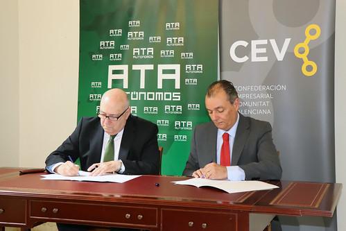 Alberto Ara y Salvador Navarro