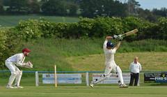 Parish Pump (Feversham Media) Tags: whistonparishchurchcricketclub houghtonmaincricketclub sportsaction cricket southyorkshire yorkshire rotherham whiston churchfields southyorkshirecricketleague