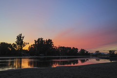 Summer Nights (CJ Burnell) Tags: 6ixwalks 680news blogto canadianphotographer celebratetoronto cjbphotography cp24 instagramcjbphotography1 torontoguardian torontophotographer views summer evening landscape sunset country solstice