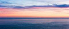 Amalfi Sunset (drasphotography) Tags: amalfitana amalficoast amalfi italy italia italien sunset dusk sonnenuntergang sky cielo himmel clouds nuvole wolken mittelmeer drasphotography amalfiküste2018 nikonphotography nikondeutschland d810 nikkor2470mmf28 travelphotography reisefotografie water meer sea