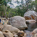 Boulders at the Lower Portals, Mt. Barney NP