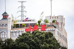 Home of Jax Beer (Thomas Hawk) Tags: america frenchquarter jax jaxbeer louisiana neworleans us usa unitedstates unitedstatesofamerica beer neon neonsign