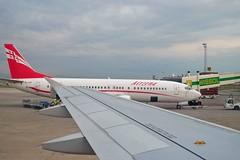 P1010183 (Бесплатный фотобанк) Tags: грузия тбилиси лето аэропорт боинг boeing737 боинг737