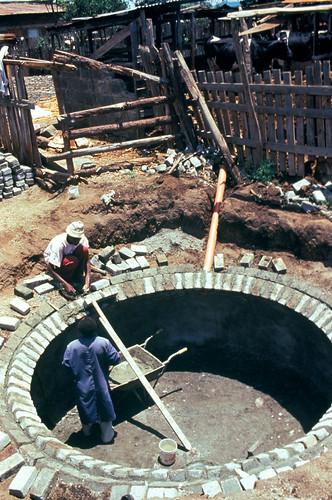 "Building biogas Nakuru • <a style=""font-size:0.8em;"" href=""http://www.flickr.com/photos/55440309@N08/48126050216/"" target=""_blank"">View on Flickr</a>"