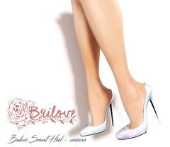{Brilove} Smart Heel LB AD (あい -AI-) Tags: secondlife shopping shoes heel sandal fashion mesh maitreya belleza