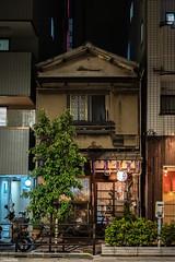 Asakusa Nights (Toine B.) Tags: tokyo japan night nightphotography architecture building d750 city asia favorites street restaurant