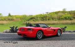 2003 Dodge Viper SRT-10 Roadster (JCarnutz) Tags: 124scale diecast franklinmint 2003 dodge viper srt10
