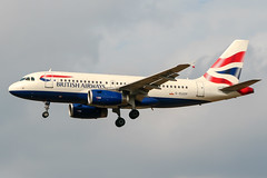 G-EUOF (PlanePixNase) Tags: aircraft airport planespotting bru ebbr brussels brüssel bruxelles zaventem british britishairways 320 a320 airbus