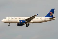 SU-GBB (PlanePixNase) Tags: aircraft airport planespotting bru ebbr brussels brüssel bruxelles zaventem airbus egyptair 320 a320