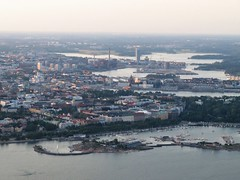 Flight over Helsinki | Ullanlinna (Toni Kaarttinen) Tags: flight flying helsinki aviation eurostar airplane finlàndia finnland finnlando finlandia finlande finnország フィンランド finlândia finlanda финляндия suomi helsingfors archipelago aerial aerialphotography