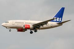 LN-RCW (PlanePixNase) Tags: aircraft airport planespotting bru ebbr brussels brüssel bruxelles zaventem boeing 737600 b736 737