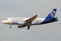 OO-SSG (PlanePixNase) Tags: aircraft airport planespotting bru ebbr brussels brüssel bruxelles zaventem brusselsairlines airbus 319 a319