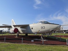 "Douglas ERA-3B Skywarrior 1 • <a style=""font-size:0.8em;"" href=""http://www.flickr.com/photos/81723459@N04/48126342036/"" target=""_blank"">View on Flickr</a>"