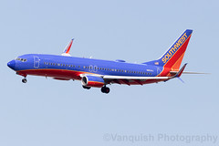 N8624J Southwest Airlines B737-800 New York LaGuardia (Vanquish-Photography) Tags: klga lga laguardiaairport newyorklaguardiaairport laguardia airport new york vanquish photography vanquishphotography ryan taylor ryantaylor aviation railway canon eos 7d 6d 80d aeroplane train spotting n8624j southwest airlines b737800