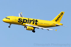N607NK Spirit Airlines A320 New York LaGuardia Airport (Vanquish-Photography) Tags: klga lga laguardiaairport newyorklaguardiaairport laguardia airport new york vanquish photography vanquishphotography ryan taylor ryantaylor aviation railway canon eos 7d 6d 80d aeroplane train spotting n607nk spirit airlines a320