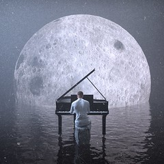 Moonlight Sonata (Eugene Chekhov) Tags: maxon cinema4d otoy octanerender adobe fuse mixamo photoshop moon sonata moonlight beethoven music piano surrealism surreal cgi c4d cgart render rendering 3d 3dart motiongraphic