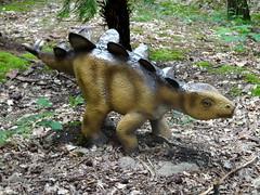 amersfoort_4_048 (OurTravelPics.com) Tags: amersfoort young stegosaurus statue dinopark dierenpark zoo