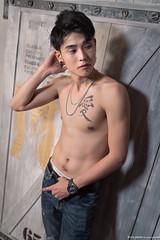 III00851 (HwaCheng Wang 王華政) Tags: md model portraiture 可樂 女模 男模 雙模 王香香 studio t eyes gm sony 24 35 85 a9 mark3 a7r ilce7rm3 a7r3 ilce9