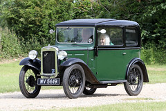 Austin 7 (1934) (Roger Wasley) Tags: austin 7 wv5619 1934 toddington classic car vehicle gloucestershire seven