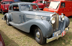 A true maybach (Schwanzus_Longus) Tags: bockhorn german germany old classic vintage car vehicle coupe coupé maybach sw38 spohn