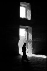 Petra (Thibaut Fonteneau) Tags: agfa agfaapx400 apx400 nb bw argentique film jordan minox minox35 minox35gt