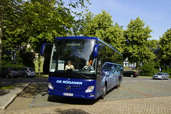 Mercedes-Benz Tourismo De Rüganer met kenteken RÜG-DR 190 in Goslar 25-06-2019 (marcelwijers) Tags: mercedesbenz tourismo de rüganer met kenteken rügdr 190 goslar 25062019 reisebus toringcar autobus autocar autocars bus busse buses coach bussen luxury tourist 3 essieux germany deutschland duitsland german