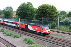20190620 006 Oakleigh Park. 43314 (43114) 1A15 07.34 Harrogate - King's Cross (15038) Tags: oakleighpark 43314 43114