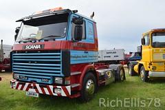 Add Watermark20190625030013 (richellis1978) Tags: truck lorry haulage transport logistics kelsall show 2019 scania 113 113m l84mya howlett