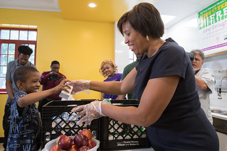 June 17, 2019 Kicked Off #BacktoBasicsDC Week with Start of DC Summer Camps and DC Summer Meals Program