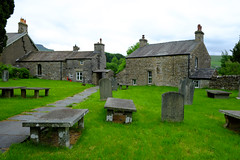 Horton in Ribblesdale (Adam Swaine) Tags: yorkshire northyorkshire church village canon churchyard counties countryside cottage cottages villagecottage englishcottage gravestones england english englishvillages northeast uk ukcounties ukvillages rural thedales