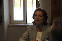 Rui Rio em reunião com Conselho de Reitores das Universidades Portuguesas