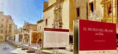 EXPOSICIÓN DE PINTURAS EN ELCHE, (COPIAS PINTURAS DEL MUSEO DEL PRADO) (antonio-elx) Tags: copiasdepinturas exposicion