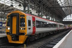 Transport for Wales 158830 (Mike McNiven) Tags: transportforwales transport wales tenby manchester piccadilly sprinter expresssprinter manchesterpiccadilly dmu diesel multipleunit