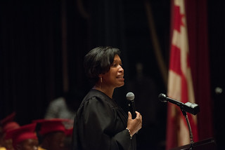 June 19, 2019 Deliver Welcome Remarks at Luke C. Moore High School Class of 2019 Graduation
