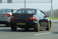 2002 Subaru Impreza STi (Dirk A.) Tags: 90jlvs sidecode6 2002 subaru impreza sti onk