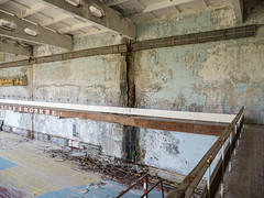 LR Chernobyl 2019-5311848 (hunbille) Tags: birgitteukraine20196lr ukraine chernobyl exclusion zone exclusionzone radiation nuclear disaster 1986 pripyat сhеrnоbуl nuсlеаr abandoned derelict palaceofculture palace culture energetik energetic gymnasium