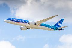 LBG - Boeing 787-9 (F-OVAA) Air Tahiti Nui (Shooting Flight) Tags: aéropassion airport aircraft airlines aéroport aviation avions envol canon natw 6d photography photos passage paris lbg parislebourget lebourget boeing 787 7879 b787 b7879 fovaa air tahiti nui msn62710 airtahitinui dreamliner boeing787dreamliner