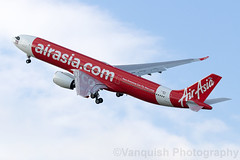 F-WWYG Air Asia Thailand A330neo Toulouse Airport (Vanquish-Photography) Tags: lfbo tls toulouseblagnacairport toulouseblagnac blagnacairportvanquishphotographyvanquish photographyryantaylorryan taylor aviation railway canon eos 7d 6d 80d aeroplane train spotting