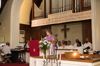June 09, 2019 MMB Delivered Remarks and Celebrate Takoma Park Baptist Church's 100th Anniversary of Ministry