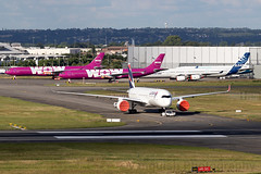 Toulouse Airbus Facility Overview (Vanquish-Photography) Tags: toulouse airbus facility overview lfbo tls toulouseblagnacairport toulouseblagnac blagnacairportvanquishphotographyvanquish photographyryantaylorryan taylor aviation railway canon eos 7d 6d 80d aeroplane train spotting