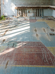 LR Chernobyl 2019-5311902 (hunbille) Tags: birgitteukraine20196lr ukraine chernobyl exclusion zone exclusionzone radiation nuclear disaster 1986 pripyat сhеrnоbуl nuсlеаr abandoned derelict palaceofculture palace culture energetik energetic gymnasium floor