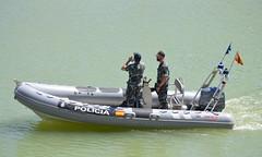 GRUPO ESPECIAL DE OPERACIONES (GEO) CUERPO NACIONAL DE POLICÍA (CNP) RÍO GUADALQUIVIR (SEVILLA) (DAGM4) Tags: difas2019 police policía polizia polizei policie polis politie politi seguridad sevilla andalucía españa europa europe espagne espanha espagna espana espanya espainia cnp cuerponacionaldepolicia spain spanien 2019