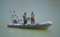 GRUPO ESPECIAL DE OPERACIONES (GEO) CUERPO NACIONAL DE POLICÍA (CNP) RÍO GUADALQUIVIR (SEVILLA) (DAGM4) Tags: difas2019 españa sevilla andalucía spain espanha europa europe police espana espagne polizei spanien seguridad espagna polis polizia politi politie espainia espanya 2019 policía policie cnp cuerponacionaldepolicia