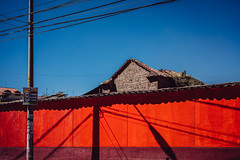 On my way to Bety's… (jmsmart.in) Tags: cusco perú vividcolor walkabout