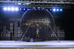 EAC_0730r (crobart) Tags: globe death motorcycles ultimate thrills circus canadas wonderland cedar fair amusement theme park