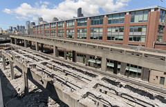 Viaduct demolition moves south (WSDOT) Tags: seattle gp construction wsdot alaskan way viaduct replacement demolition 2019