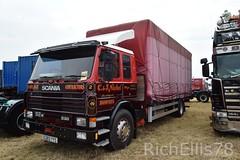 Add Watermark20190625033237 (richellis1978) Tags: truck lorry haulage transport logistics kelsall show 2019 scania cs nichol 92 92m e283yys